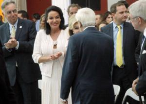 Κατερίνα Παναγοπούλου: Δεν ενδιαφέρομαι για τον Δήμο Αθηναίων