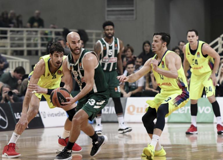Με Μπασκόνια – Παναθηναϊκός οι αθλητικές μεταδόσεις της ημέρας (23/11) | Newsit.gr