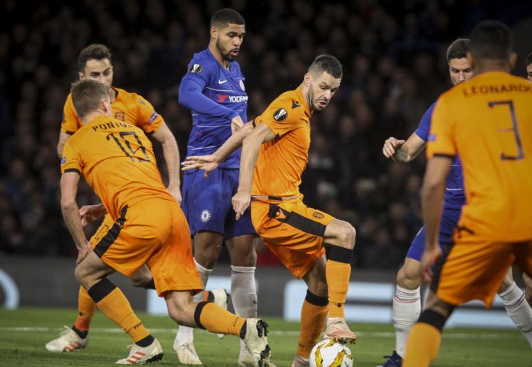 Τσέλσι – ΠΑΟΚ 4-0 ΤΕΛΙΚΟ – Εφιαλτικό βράδυ στο Λονδίνο | Newsit.gr