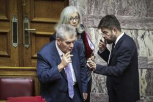 Παπαγγελόπουλος: Διαφθορά και διαπλοκή γκρέμισαν την κυβέρνηση του Γ. Παπανδρέου