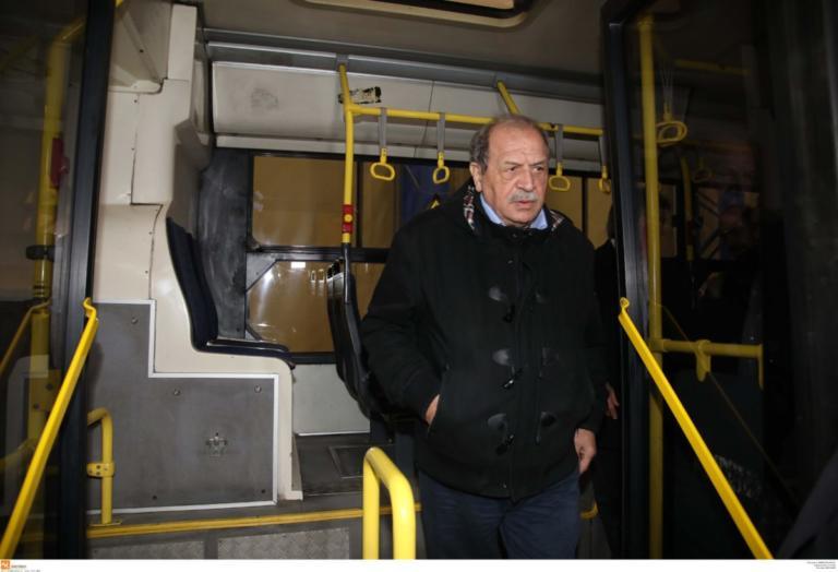 Σ. Παππάς για διάρρηξη: Θέλουν να εμποδίσουν την εκκαθάριση του ΟΑΣΘ | Newsit.gr