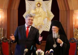Μαίνεται ο πόλεμος Φαναρίου – Μόσχας – Οικουμενικός Πατριάρχης: Εσείς μιλάτε για σχίσμα, εμείς μιλάμε για αγάπη!