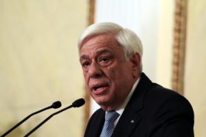 «Άστραψε και βρόντηξε» ο Παυλόπουλος: «Τίποτα δεν έχει τελειώσει για τη Συμφωνία των Πρεσπών»! Νέο αυστηρό μήνυμα στην Τουρκία