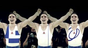 Ρίγη συγκίνησης σε όλη την Ελλάδα! Ο εθνικός ύμνος για τον «χρυσό» Πετρούνια – video