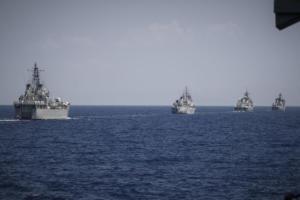 Αρχηγός ΓΕΝ: Κάθε βράδυ στο Αιγαίο γίνεται πόλεμος