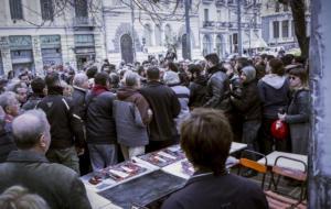 Πολυτεχνείο: Καταδίκη του προπηλακισμού που δέχτηκε η αντιπροσωπεία του ΣΥΡΙΖΑ