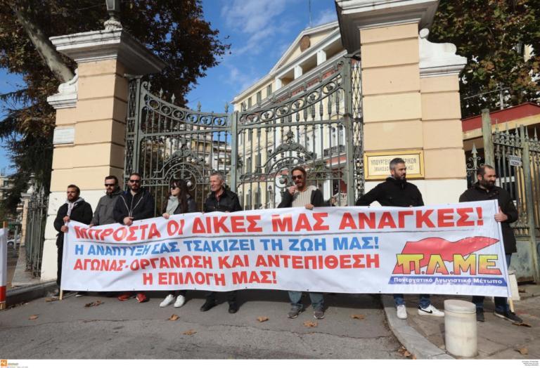 Πορείες και συγκεντρώσεις διαμαρτυρίας στη Θεσσαλονίκη [pics]