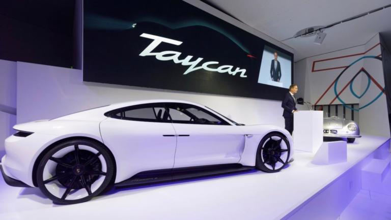 H Porsche προβλέπει κέρδη έξι δισ., από τα ηλεκτρικά αυτοκίνητα   Newsit.gr