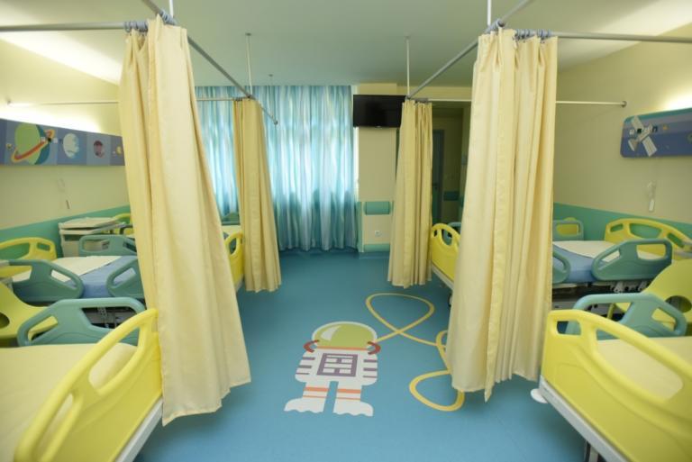 Οικονομική ενίσχυση 3,5 εκατ. ευρώ από τον ΟΠΑΠ για νέα έργα στα παιδιατρικά νοσοκομεία