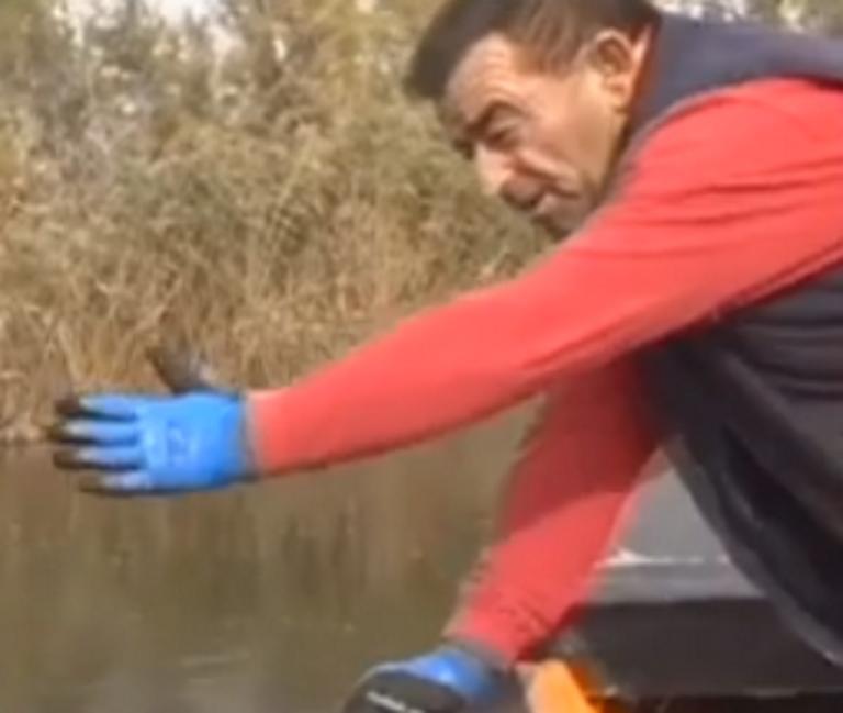 Έβρος: Οι σκληρές εικόνες στον κανάλι που πάγωσαν τους ψαράδες – Κοίταξαν και κράτησαν την αναπνοή τους [pics, video] | Newsit.gr