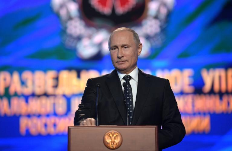 Πούτιν: Αποκαθιστά το όνομα της υπηρεσίας πληροφοριών του στρατού!   Newsit.gr