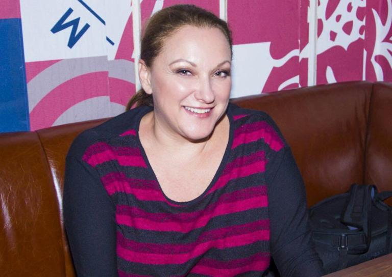 Ρένια Λουιζίδου: Σπάνια βραδινή έξοδος με τον σύζυγό της!