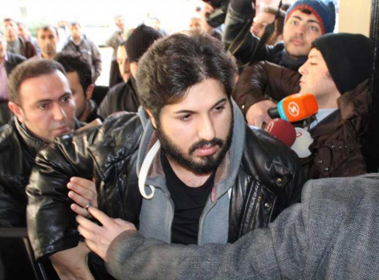 Ρεζά Ζαράμπ: Ένταλμα σύλληψης για τον έμπορο χρυσού που κρατείται στις ΗΠΑ   Newsit.gr