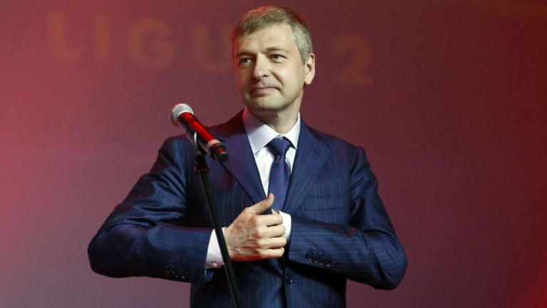 Βόμβα! Συνελήφθη ο Ντμίτρι Ριμπολόβλεφ | Newsit.gr