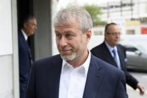 Αμπράμοβιτς: Από τη μπαλίτσα στο… πανί!