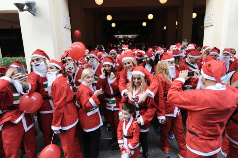 Στις 26 Δεκεμβρίου θα γίνει φέτος το «SANTA RUN CHANIA» | Newsit.gr