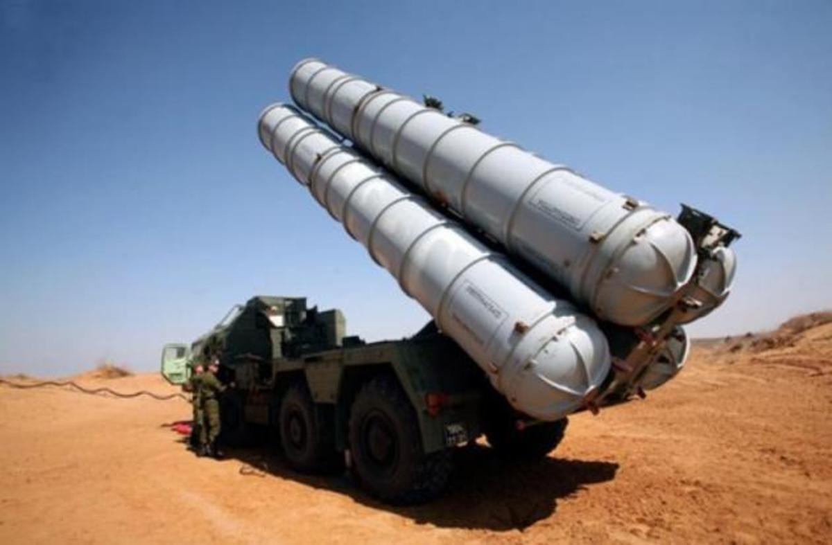 Ρωσία: Γι'αυτό δώσαμε τους S-300 στη Συρία! | Newsit.gr