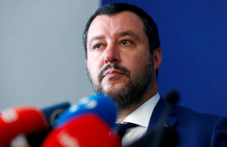 Σαλβίνι: Δεν θα ρίξω την κυβέρνηση εξαιτίας των γκάλοπ | Newsit.gr