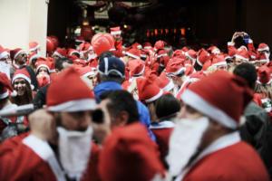 Έρχεται το 5o Santa Run στο Μαρούσι