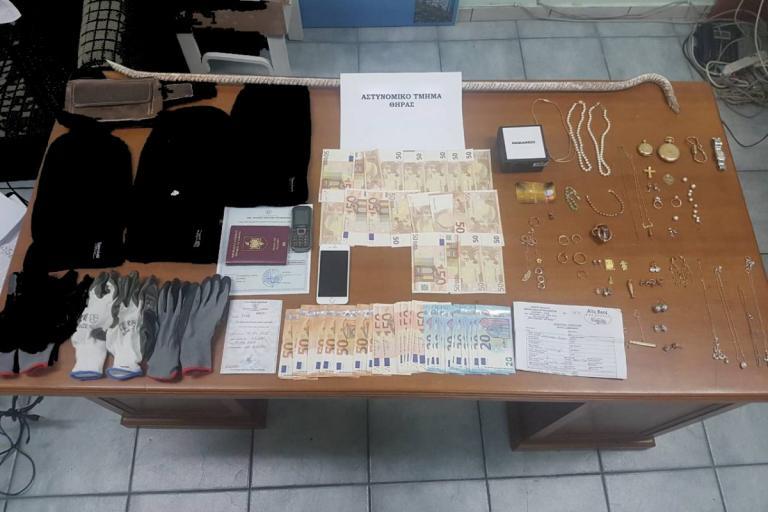 Σαντορίνη: Στα άδυτα της συμμορίας που χτύπησε μεγάλο ξενοδοχείο – Τι βρέθηκε στο ορμητήριό τους [pics] | Newsit.gr