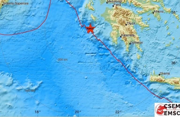 Σεισμός στη Ζάκυνθο | Newsit.gr