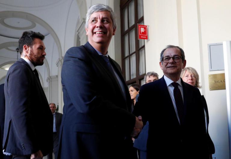 Σεντένο: Μακρές και έντονες συζητήσεις στο Eurogroup | Newsit.gr