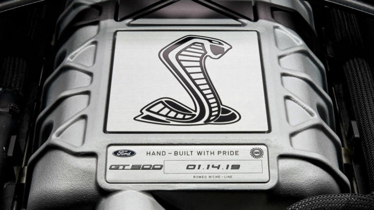 Η Ford Performance ανακοινώνει καινούργια Shelby GT500 | Newsit.gr