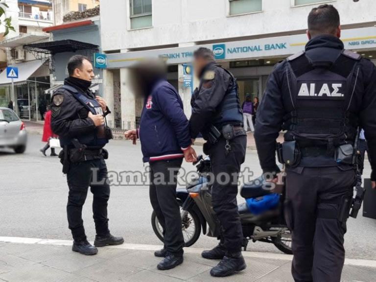 Λαμία: Το λάπτοπ βρέθηκε λίγο μετά την κλοπή | Newsit.gr