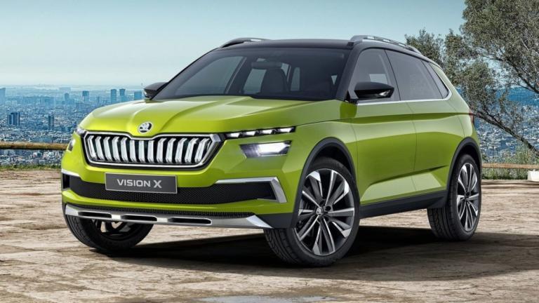 To νέο μικρό της SUV της Skoda θα λέγεται Kosmiq | Newsit.gr