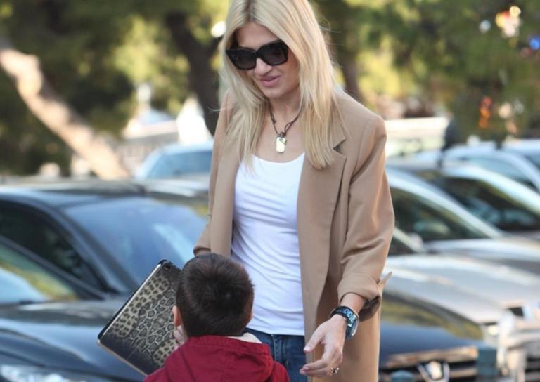 Φαίη Σκορδά: Τι της ζήτησε ο μεγαλύτερος γιος της, Δημήτρης, εν όψει Χριστουγέννων;   Newsit.gr