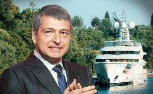 """Ριμπολόβλεφ: """"Οι επενδύσεις στον Σκορπιό συνεχίζονται κανονικά – Δεν υπάρχει καμιά κατηγορία"""" – Το μήνυμα του Ρώσου ολιγάρχη!"""