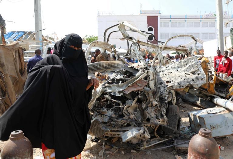 Σομαλία: 53 οι νεκροί από την επίθεση καμικάζι σε ξενοδοχείο! | Newsit.gr