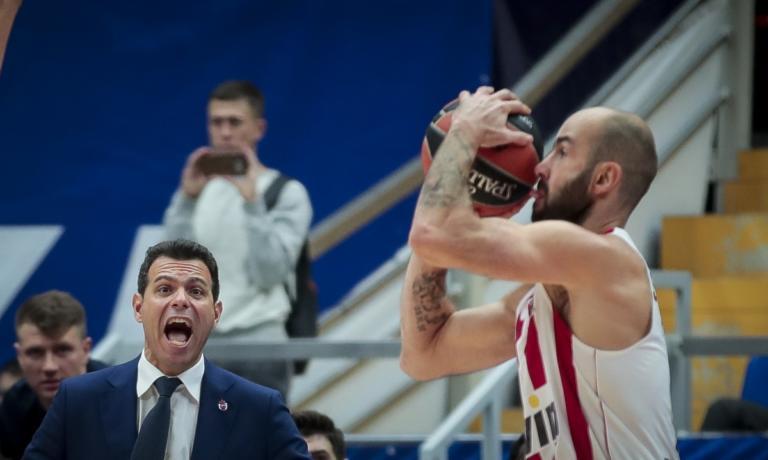 Απεγνωσμένος ο Ιτούδης με τον Σπανούλη! Επική ανάρτηση από Euroleague -video