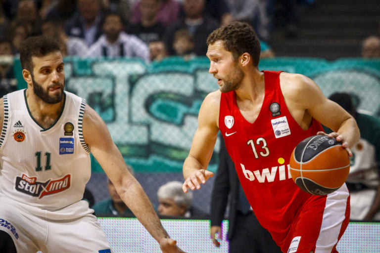 """Ολυμπιακός – Στρέλνιεκς: """"Σε λίγο καιρό θα βρω το ρυθμό μου""""   Newsit.gr"""