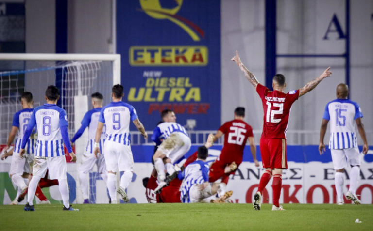 Superleague: Η βαθμολογία μετά τη νίκη του Ολυμπιακού | Newsit.gr