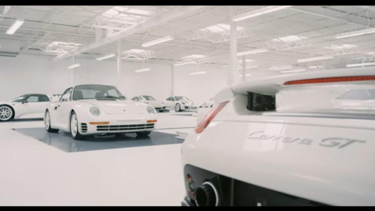 Κάπως έτσι είναι ο… Παράδεισος για τους φίλους της Porsche! [vid] | Newsit.gr