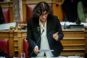 Θεανώ Φωτίου: Δώσαμε 1,6 δισ. ευρώ για τη φτώχεια, όταν οι προηγούμενες κυβερνήσεις δεν είχαν δώσει ούτε 1 ευρώ