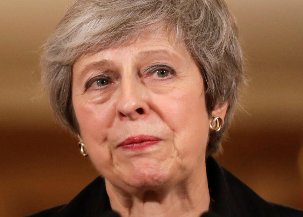 Brexit Τερέζα Μέι
