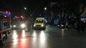 Θεσσαλονίκη: Αναστάτωση από φωτιά σε διαμέρισμα στην Τσιμισκή – video