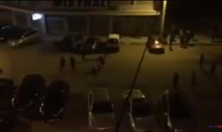 Νέες συμπλοκές μεταξύ αλλοδαπών στη Θεσσαλονίκη – Έπαιξαν ξύλο για το συσσίτιο! – video | Newsit.gr