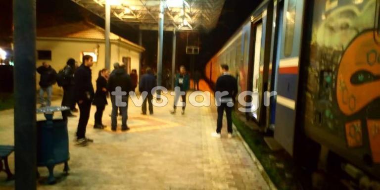 Τρένο παρέσυρε και σκότωσε 27χρονο στη Θήβα ! [pics, video]   Newsit.gr