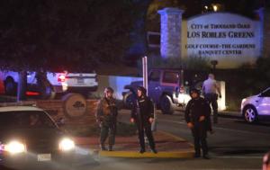 Θρήνος στην Καλιφόρνια από το μακελειό στο Thousand Oaks! 12 νεκροί, δεκάδες τραυματίες
