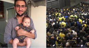 Σοκ στην Τουρκία με νεκρό οπαδό! «Χαμός» στο γήπεδο της Φενέρμπαχτσε [pics]