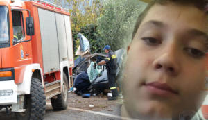 Τροχαίο στην Κυπαρισσία: Σκηνές αρχαίας τραγωδίας στο Νοσοκομείο με τη μητέρα του 15χρονου Νίκου