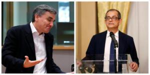 Eurogroup: Ο Τσακαλώτος… τρολάρει τον Ιταλό υπ. Οικονομικών – «Κάποτε ήμουν εγώ στη θέση σου»