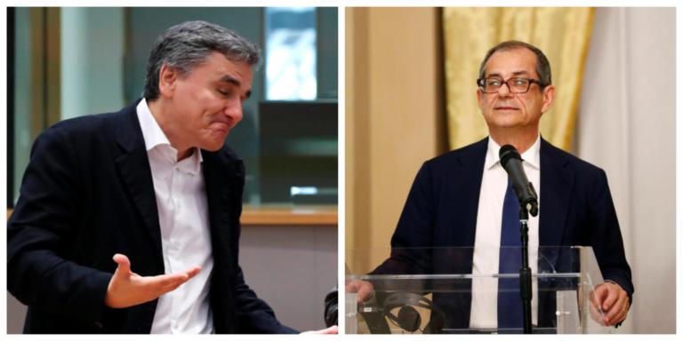 "Eurogroup: Ο Τσακαλώτος… τρολάρει τον Ιταλό υπ. Οικονομικών – ""Κάποτε ήμουν εγώ στη θέση σου"" | Newsit.gr"