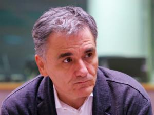 Με τη διοίκηση της Eurobank συναντήθηκε ο Ευκλείδης Τσακαλώτος