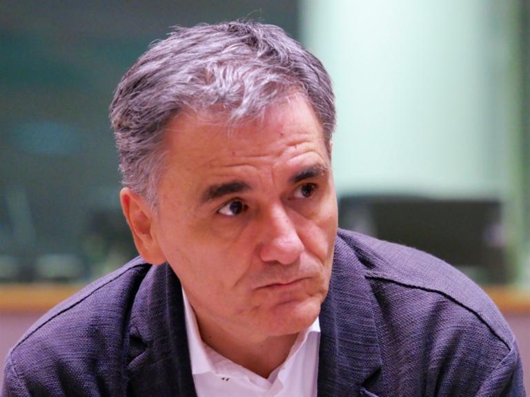 Με τη διοίκηση της Eurobank συναντήθηκε ο Ευκλείδης Τσακαλώτος | Newsit.gr
