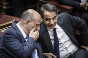 Η ΝΔ «τράβηξε το αυτί» του βουλευτή που ζητούσε να βυθιστεί το «Μπαρμπαρός»