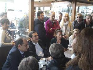 Επιτροπές κατοίκων σε Μάτι και Νέο Βουτζά: Πολύ σημαντική η παρουσία Τσίπρα στην περιοχή!